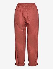American Vintage - KRIMCITY - bukser med brede ben - tomette - 1