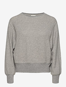 NEAFORD - sweatshirts - gris chine