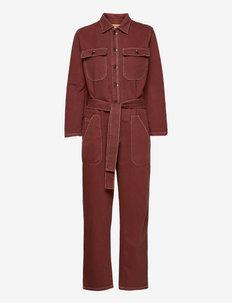 TINEBOROW - jumpsuits - desir