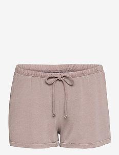VEGIFLOWER - casual shorts - cacao