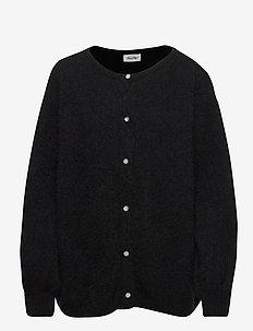 ZABIDOO - cardigans - noir