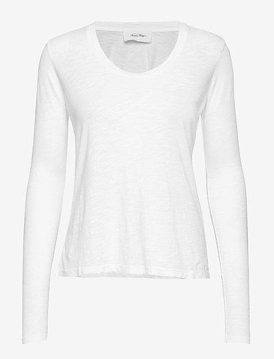 JACKSONVILLE - langærmede toppe - white