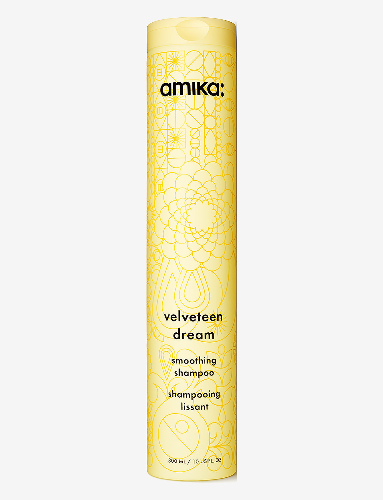 AMIKA - Velveteen Dream Smoothing Shampoo - shampoo - no colour - 0