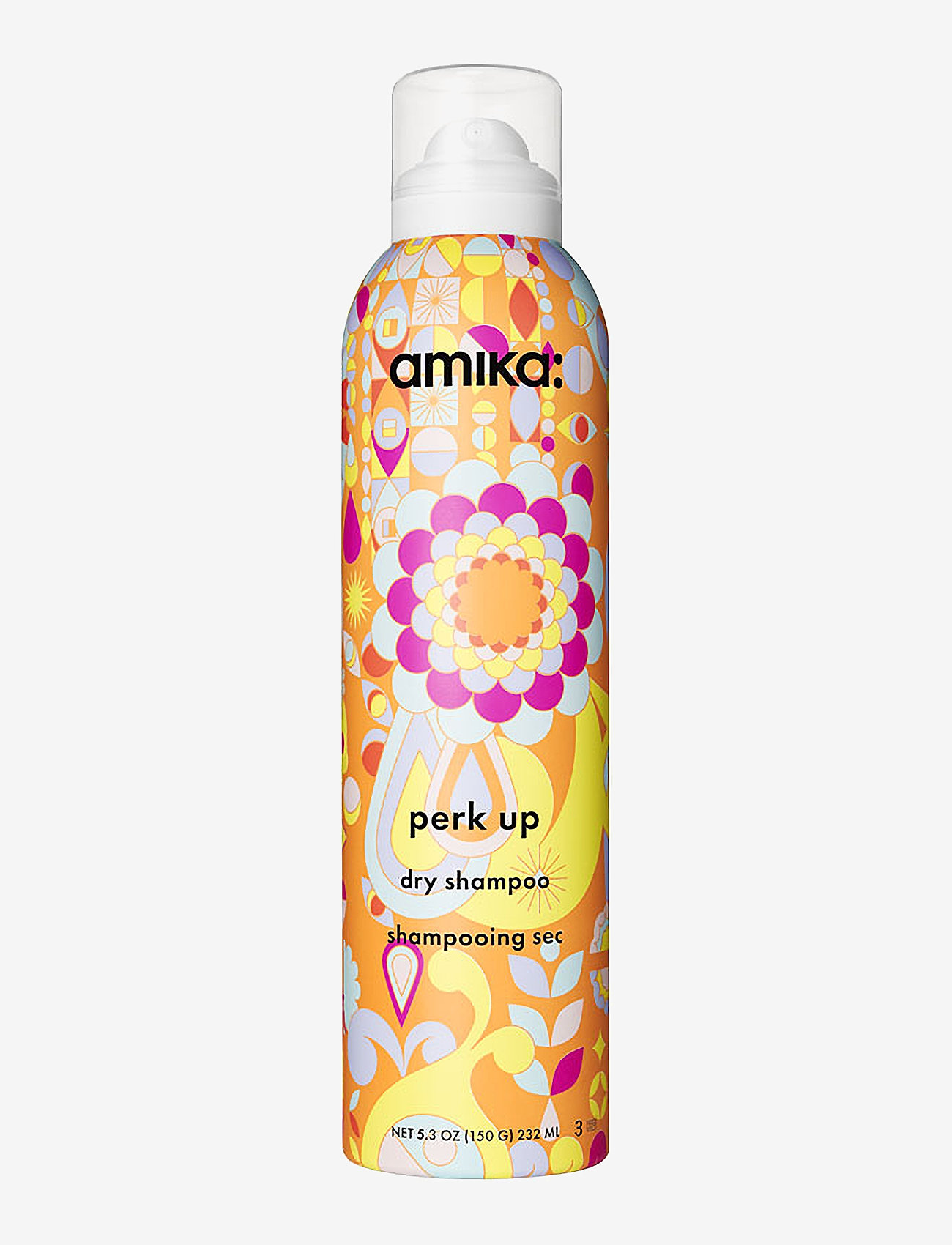 AMIKA - Perk Up Dry Shampoo - tørshampoo - no colour - 0