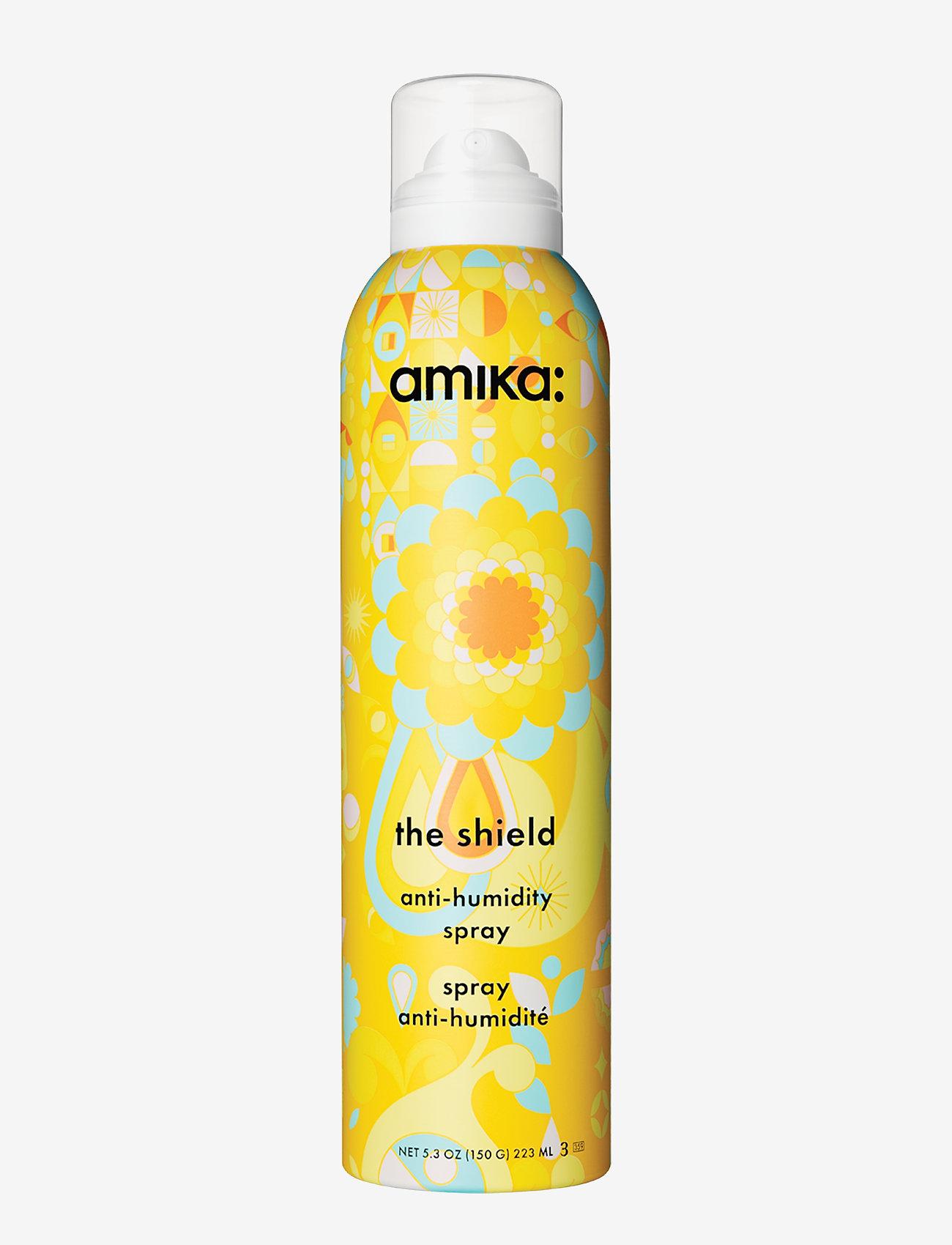 AMIKA - The Shield Anti-Humidity Spray - hårspray - no colour - 0