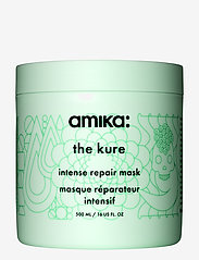 AMIKA - The Kure Intense Repair Mask - hårmasker - no colour - 0
