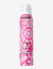 AMIKA - Phantom Hydrating Dry Shampoo Foam - torrschampo - no colour - 0