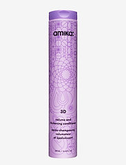 AMIKA - 3D Volumizing and Thickening Conditioner - balsam & conditioner - no colour - 0
