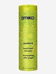 AMIKA - Sexture Beach-Look Shampoo - shampoo - no colour - 0