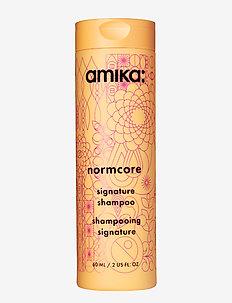 Normcore Signature Shampoo - shampoo - no colour
