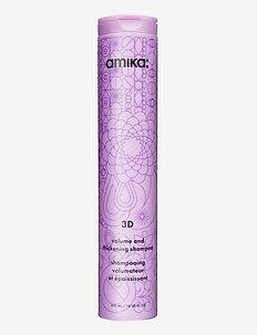 3D Volumizing and Thickening Shampoo - shampo - no colour