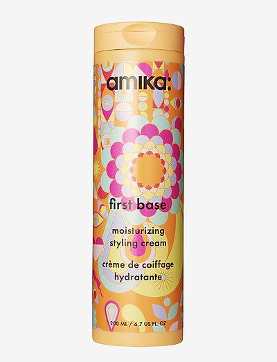 First Base Moisturizing Style Cream - stylingcreme - no colour