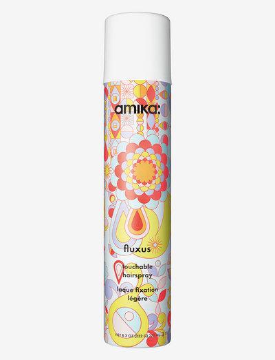 Fluxus Touchable Hairspray - hiuslakat - no colour
