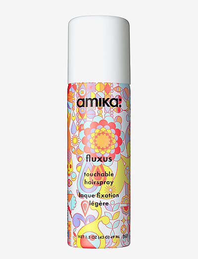 Fluxus Touchable Hairspray - hårspray - no colour