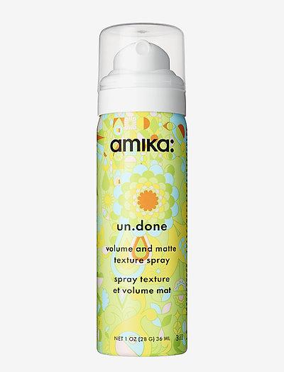 Un.Done Volume & Texture Spray - hårspray - no colour