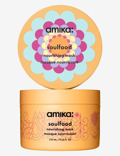 Soulfood Nourishing Mask - hårmasker - no colour