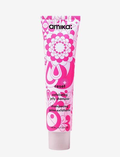 Reset Exfoliating Jelly Shampoo - shampoo - clear