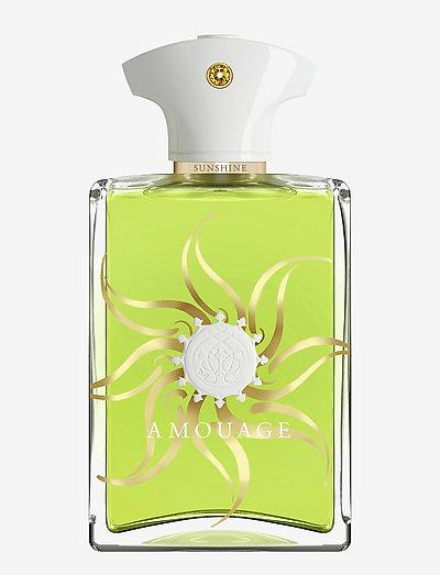SUNSHINE - eau de parfum - clear