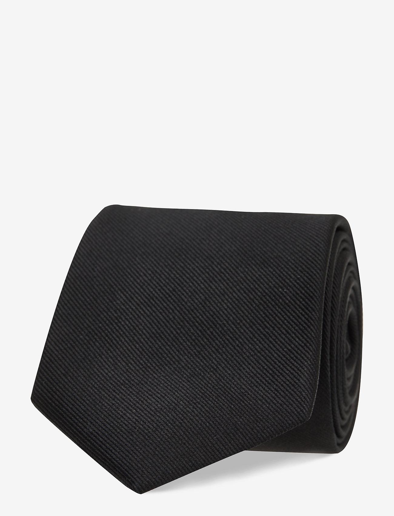 An Ivy - The Black Draper - cravates - black/white - 1