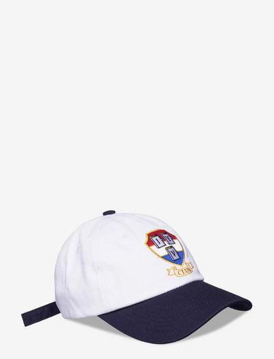 White Navy The Ivy Club Cap - kasketter - white(navy