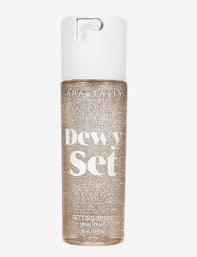 Dewy Set Setting Spray - setting spray - clear