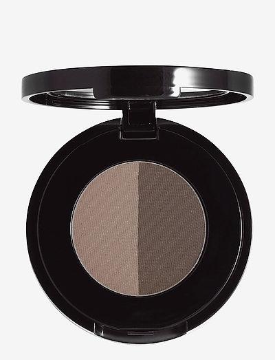 Brow Powder- Dark Brown - Øyebrynsskygge - dark brown