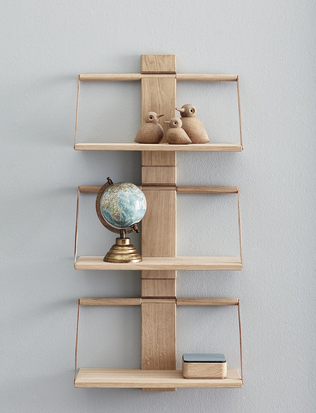 Andersen Furniture - Shelf Wood Wall - hyller & oppbevaring - no color - 1