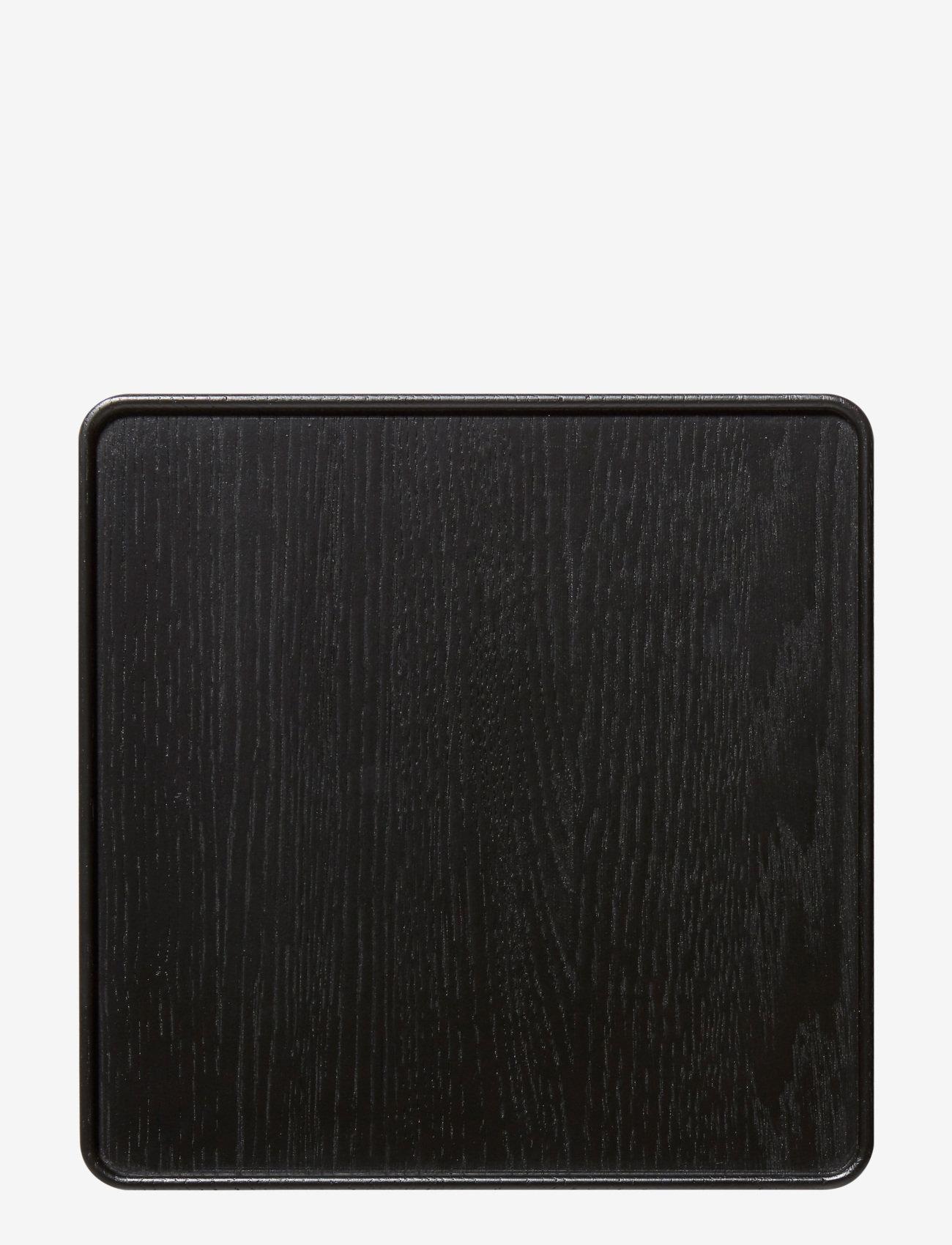 Andersen Furniture - Create me tray - serveringsbrett - black - 0