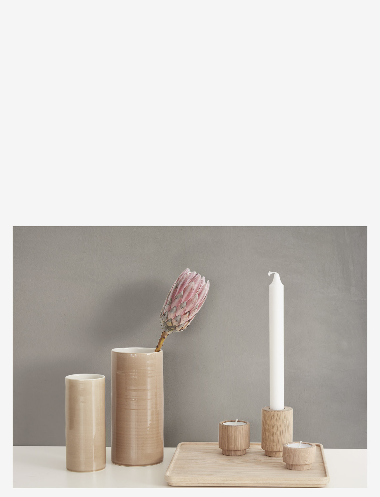 Andersen Furniture - Create me candleholder - lyslykter - no color - 1