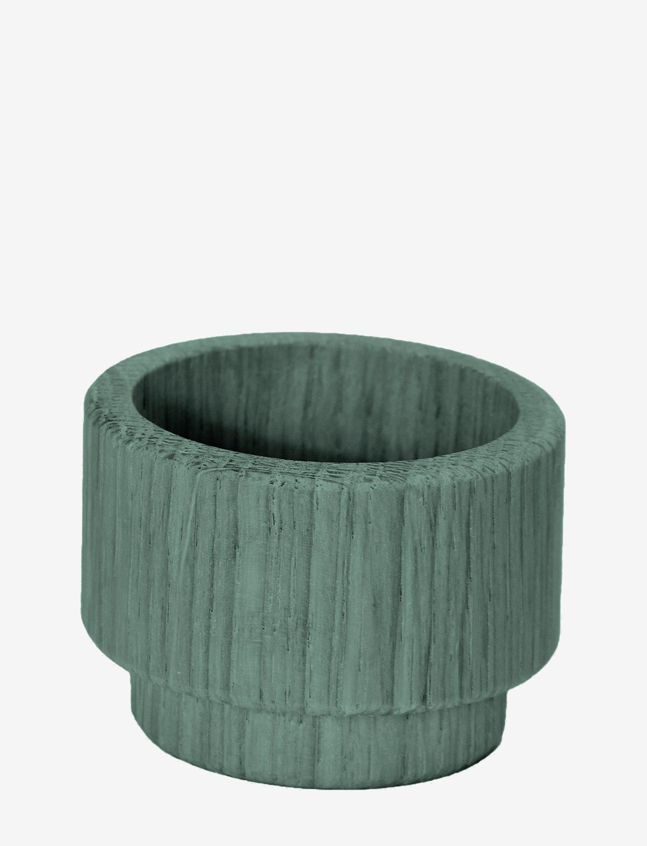 Andersen Furniture - Create me tea light - lykter - grey - 0