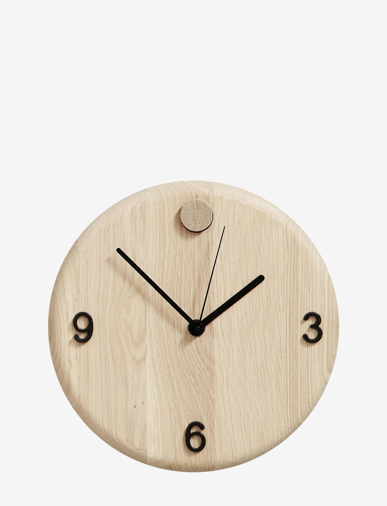 Andersen Furniture - Wood Time - bordklokker - no color - 0