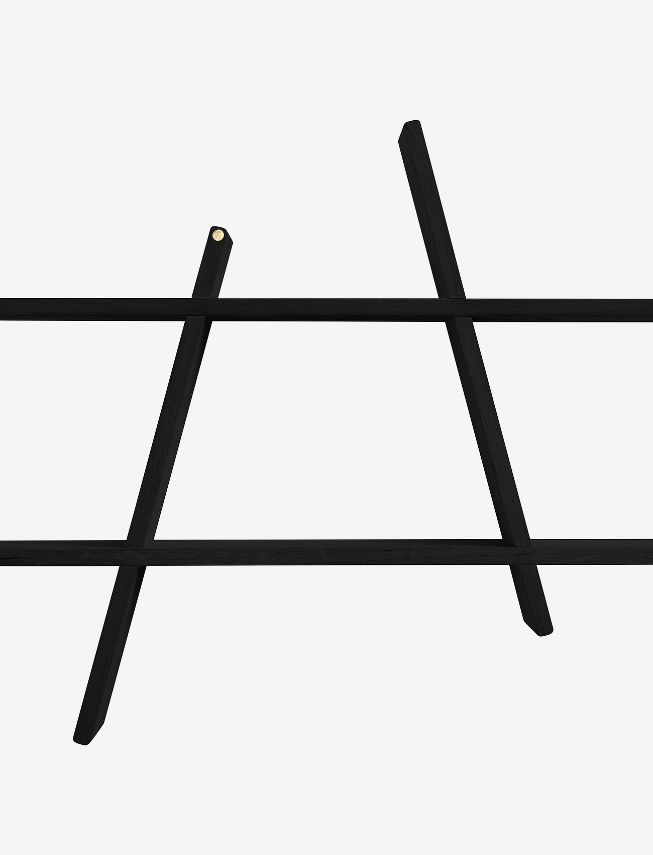 Andersen Furniture - A-Shelf - hyller & oppbevaring - black - 0