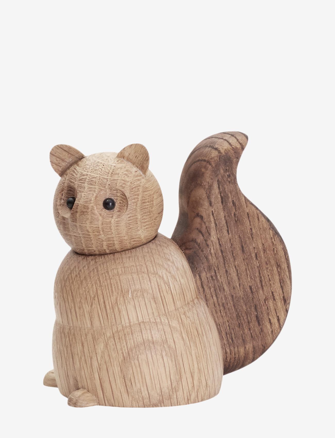 Andersen Furniture - Andersen Squirrel - trefigurer - no color - 0