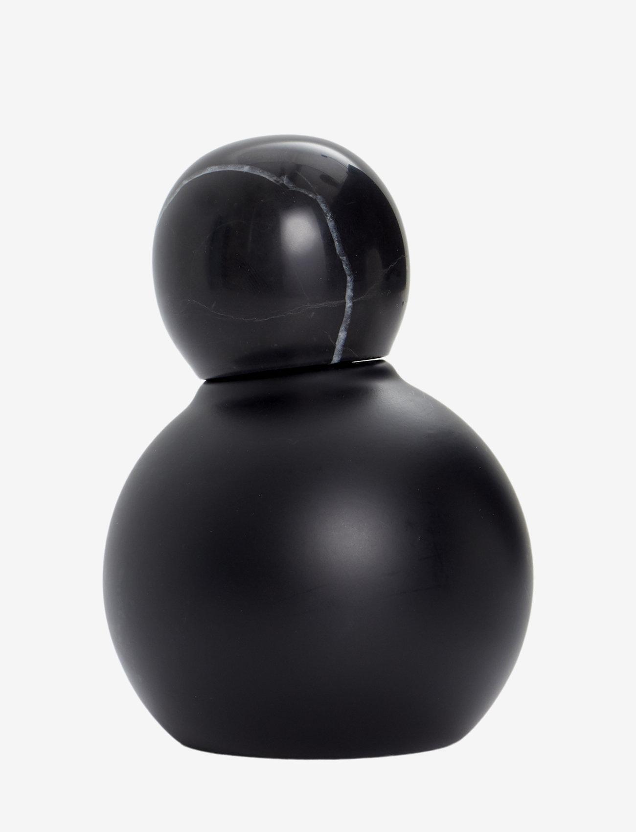 Andersen Furniture - Boogie Salt & Pepper Mill - krydderkvernere - black - 0