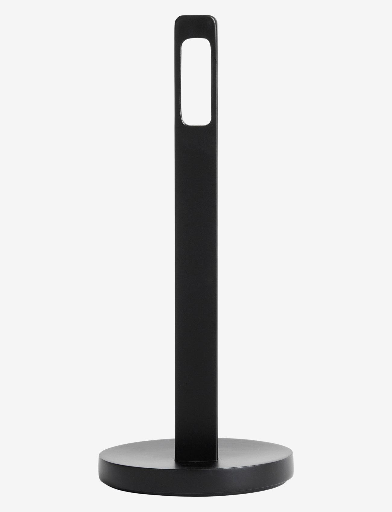 Andersen Furniture - Paper Towel holder - tørkerullholder - black - 0