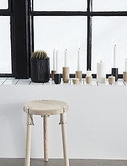 Andersen Furniture - Create me candleholder - lyslykter - black - 1