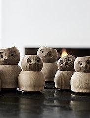 Andersen Furniture - Andersen Owl - trefigurer - no color - 1