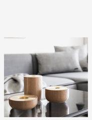 Andersen Furniture - Oak Nordic candle holder - lysestaker - no color - 1