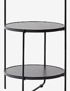Tray table - bord - black