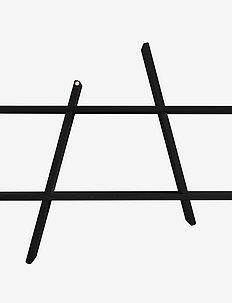 A-Shelf - hylder - black