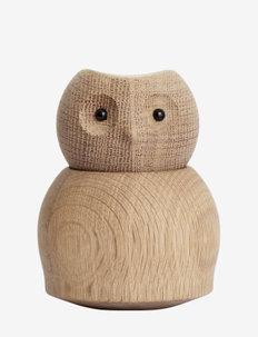 Andersen Owl - træfigurer - no color