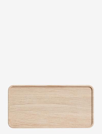 Create me tray - serveringsbrett - no color