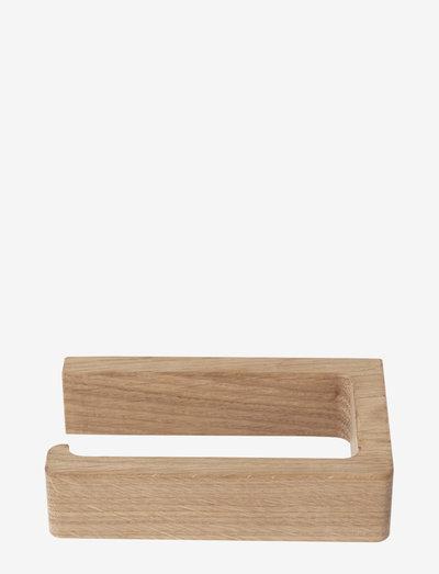 Toilet Towel holder - knagger & stativ - no color