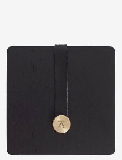 Napkin Holder - serviettringer & serviettholdere - black