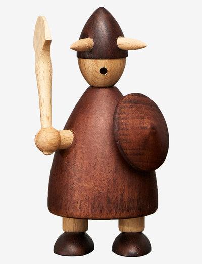 The vikings of Denmark - trefigurer - brown