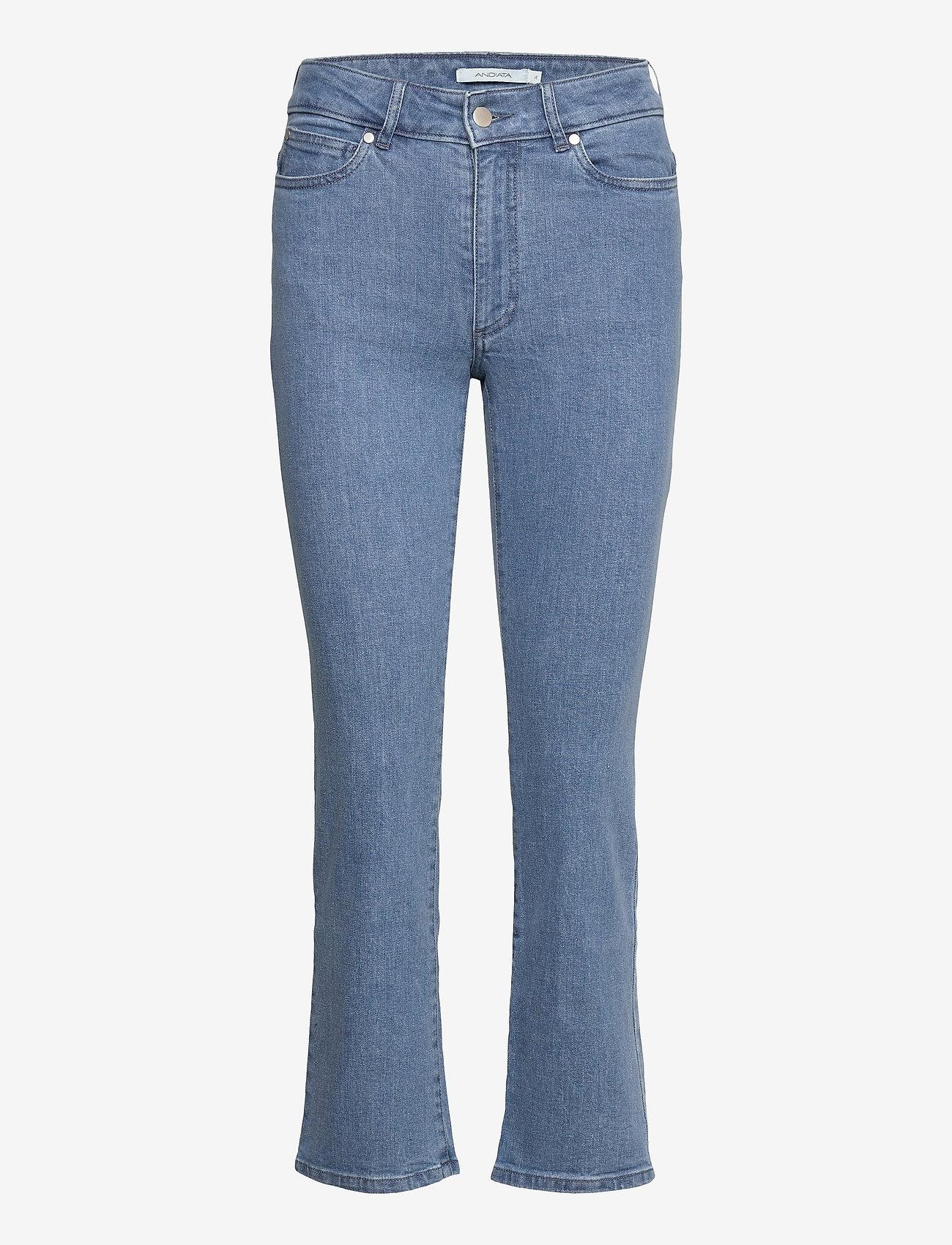 Andiata - Doryla Jeans - schlaghosen - blue - 1