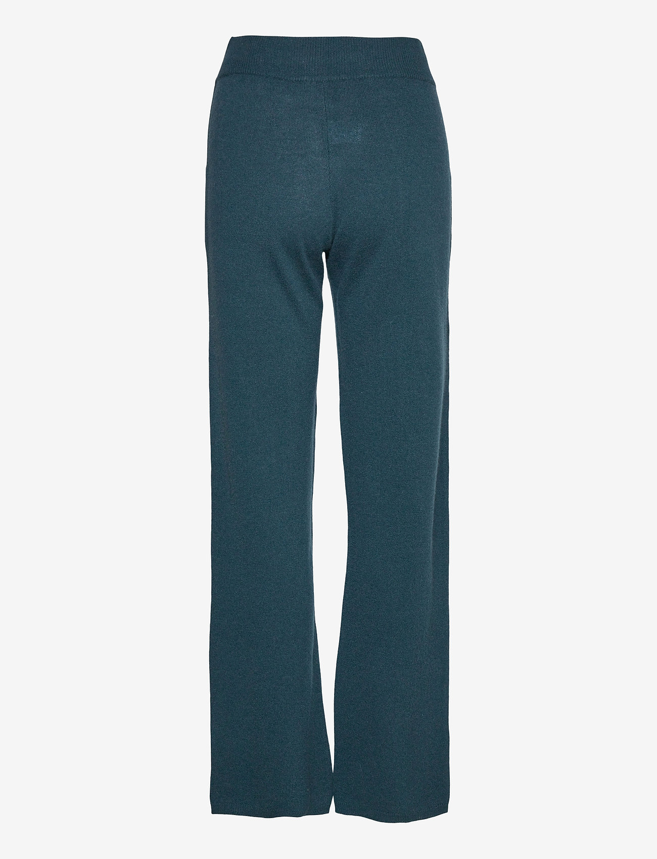 Andiata - Christie knit joggers - kleidung - teal green - 2