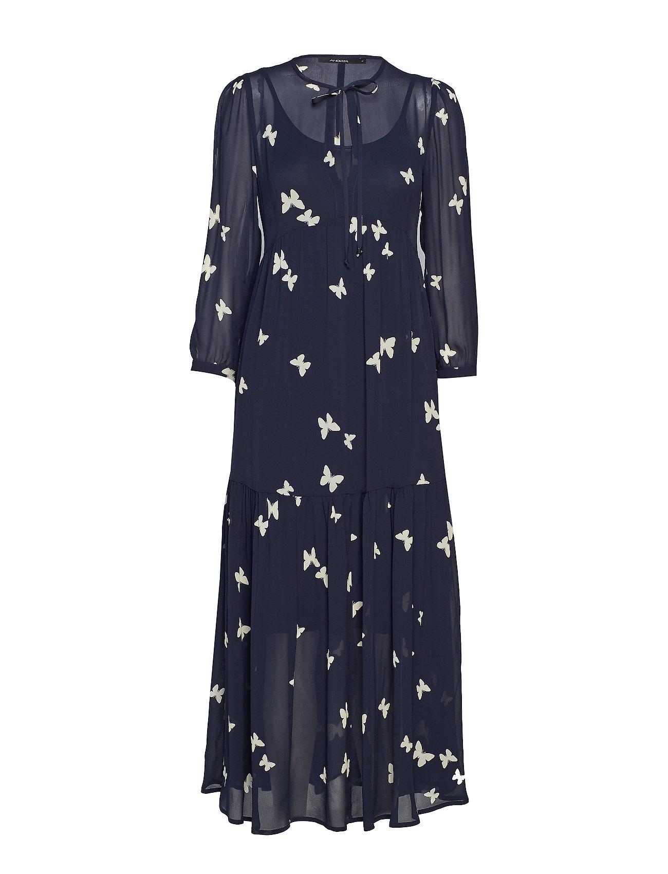 Andiata DEMELZA PRINTED DRESS Klänningar