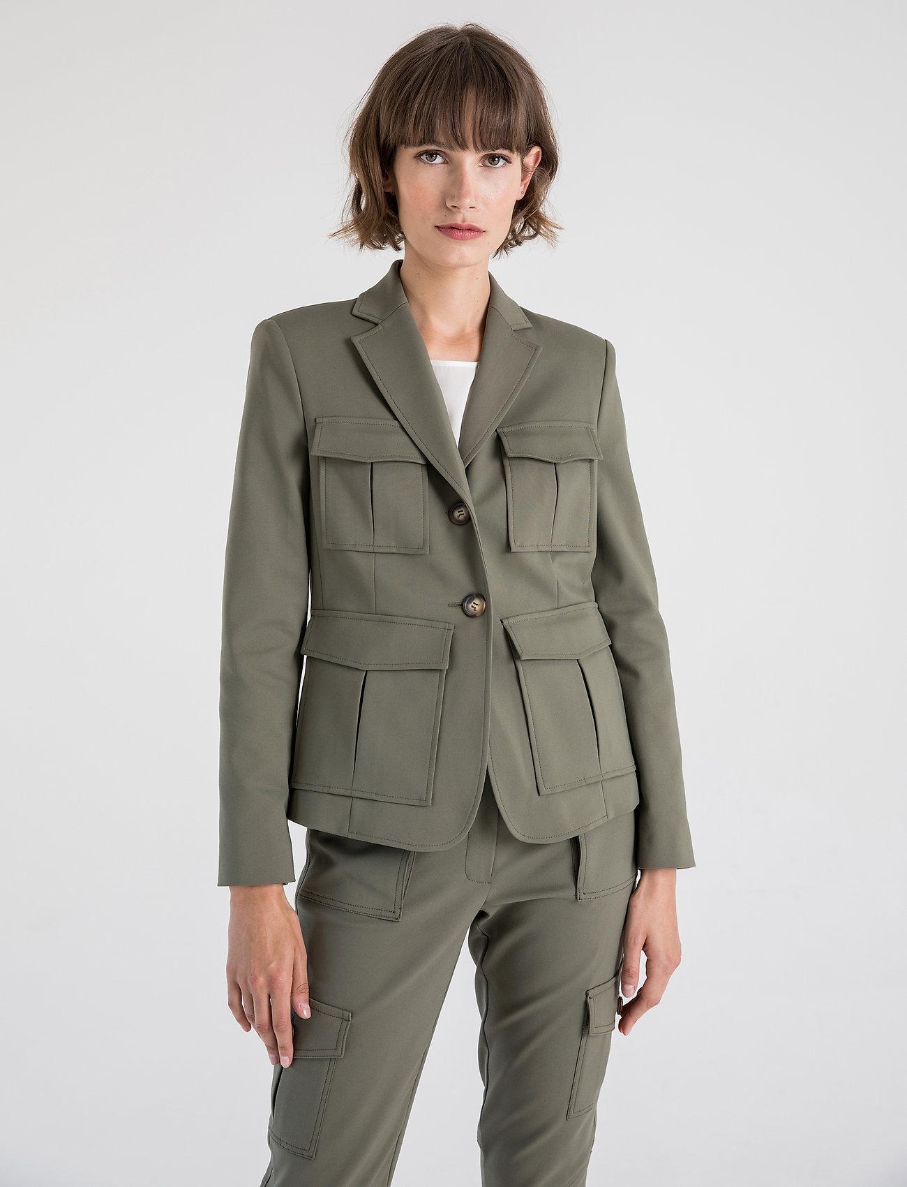 Andiata - CIANA BLAZER - blazers - kalamata green - 0