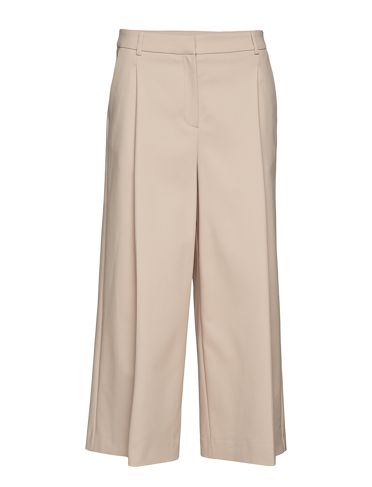 Andiata LUCAN WIDE TROUSERS - POWDER PINK